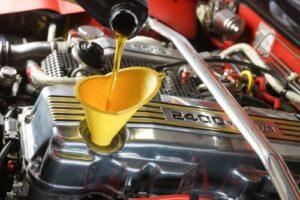 mechanik bielsko zmiana oleju